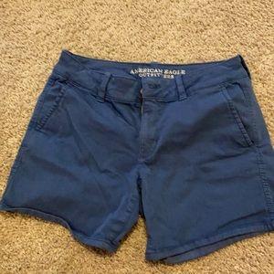 American eagle size 8 shorts
